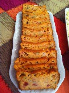 Cake tomate / mozza dans recette légères photo-1-e1339088757450-224x300