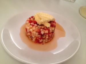 Tartare de fruit dans recette légères tartare-de-fruit-300x225